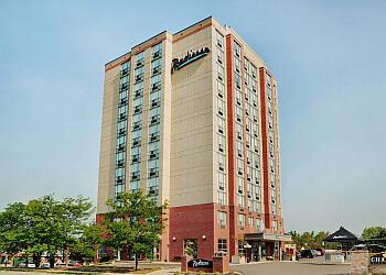Kitchener hotel Radisson Hotel