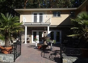 Saanich bed and breakfast Rae Leigh Heights BnB