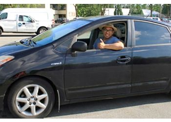 Burnaby driving school RainCity Driving School