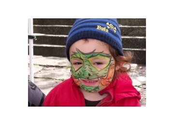 Rainbow Facepainters Vancouver Face Painting