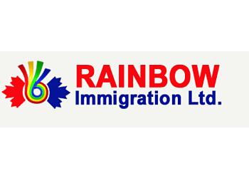 Winnipeg immigration consultant Rainbow Immigration Ltd.
