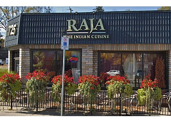 Kitchener indian restaurant Raja Fine Indian Cuisine