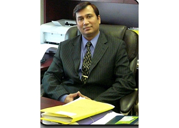Brampton business lawyer Rajesh Sharma