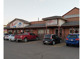 Medicine Hat sports bar Ralphs Texas Bar & Steak House