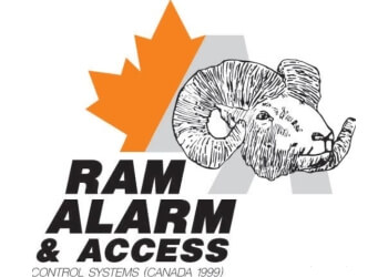 Red Deer security system Ram Alarm & Access