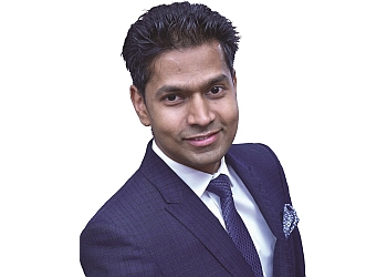 Ajax mortgage broker Ram Anandappa