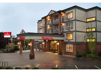 Nanaimo hotel Ramada by Wyndham
