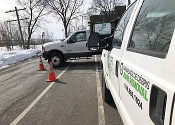 Quebec junk removal Ramassage de Debris Junk Removal