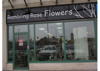 Peterborough florist Rambling Rose Flowers