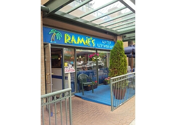 Burnaby mediterranean restaurant Ramies Greek Restaurant
