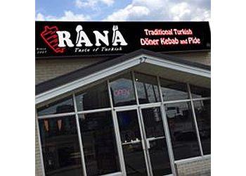 Kitchener mediterranean restaurant Rana