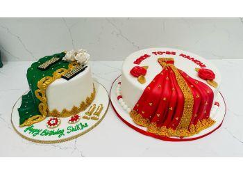 Brampton cake Rashmi's Bakery