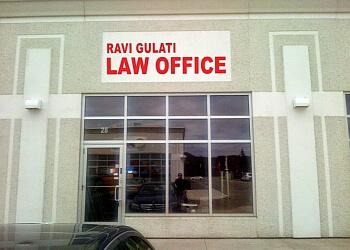 Brampton notary public Ravi Gulati Law Office