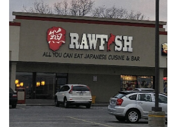 St Catharines japanese restaurant Raw Fish Japanese Cuisine & Bar