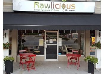 Kitchener vegetarian restaurant Rawlicious