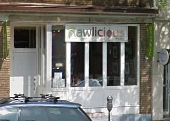 Whitby vegetarian restaurant Rawlicious
