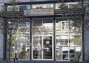 Coquitlam naturopathy clinic Ray Clinic