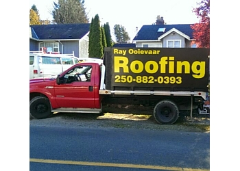 Victoria roofing contractor Ray Ooievaar Roofing