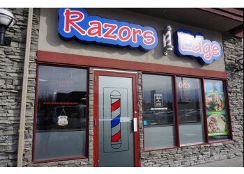 Calgary barbershop Razors Edge Barber Shoppe