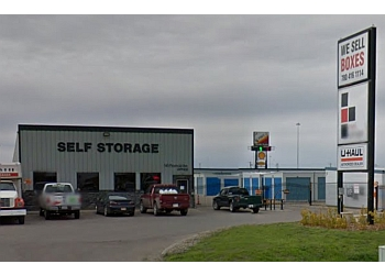Sherwood Park storage unit Real Storage