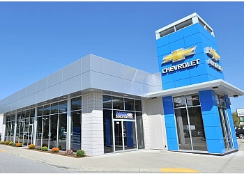 Windsor car dealership Reaume Chevrolet Buick GMC
