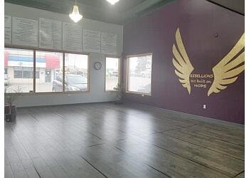 Medicine Hat yoga studio Rebel Power Yoga