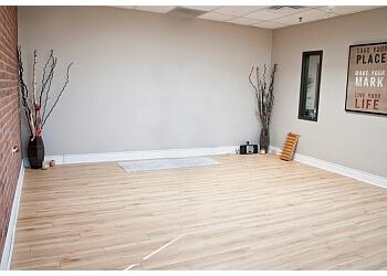 Milton yoga studio Rebirth Yoga Studio