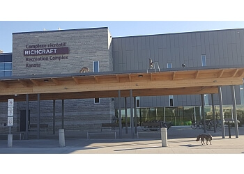 Ottawa recreation center Richcraft Recreation Complex