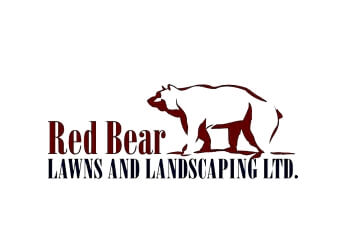 Kitchener landscaping company Red Bear Lawns & Landscaping Ltd.