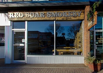 Red Deer bbq restaurant Red Boar Smokery