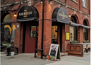 Guelph cafe Red Brick Cafe