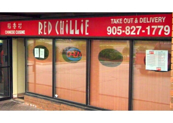 Oakville chinese restaurant Red Chillie