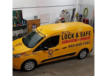 Red Deer locksmith Red Deer Lock and Safe Ltd.