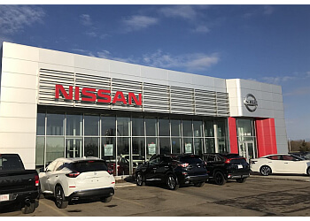 Red Deer car dealership Red Deer Nissan