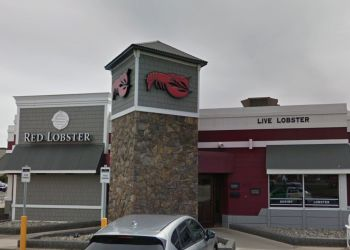Edmonton seafood restaurant Red Lobster