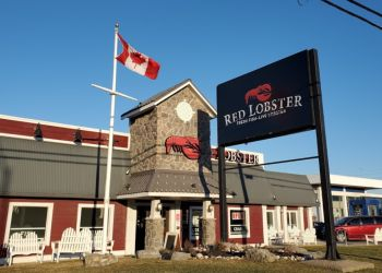 Ottawa seafood restaurant Red Lobster