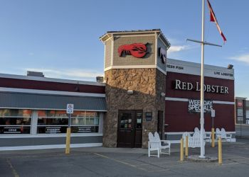 Saskatoon seafood restaurant Red Lobster