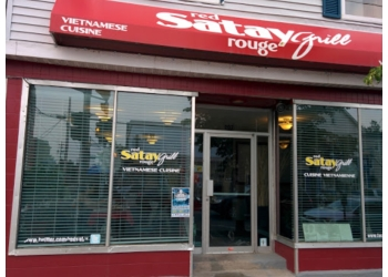 Moncton vietnamese restaurant Red Satay Grille Rouge
