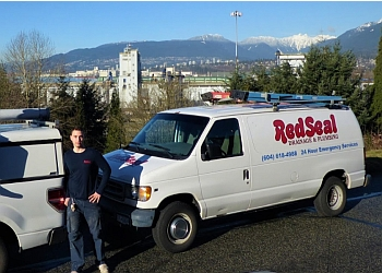 Vancouver plumber Red Seal Drainage & Plumbing Inc.