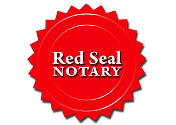 Regina notary public Red Seal Notary