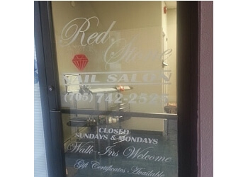 Peterborough nail salon Red Stone Nail Salon