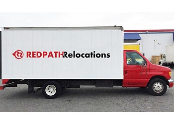 Coquitlam moving company Redpath Relocations