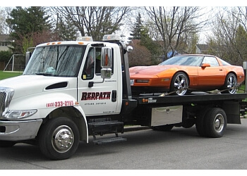 Ottawa towing service Redpath Towing Service