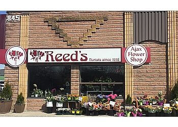 Ajax florist Reed's Florist Ltd.