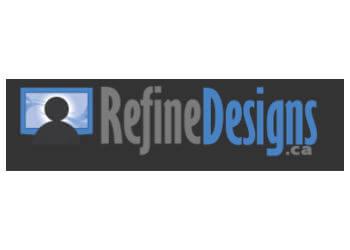 Stratford web designer RefineDesigns