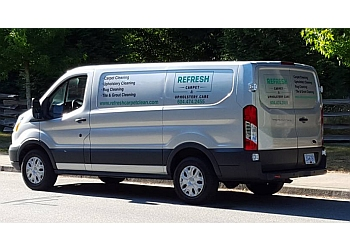 Port Coquitlam carpet cleaning Refresh Carpet & Upholstery Care
