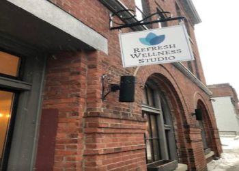 Saint John massage therapy Refresh Wellness Studio