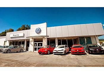 Coquitlam car dealership Regency Volkswagen