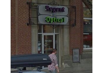 Edmonton optician Regent Optical
