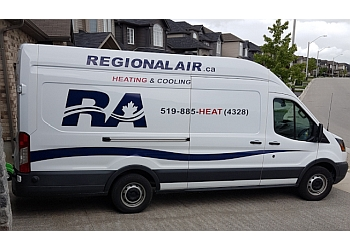 Kitchener hvac service Regional Air Heating & Cooling Inc.